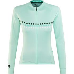 Bontrager Circuit Cycling Langarm Trikot Damen sprintmint